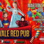 Festa di Carnevale | Red Pub
